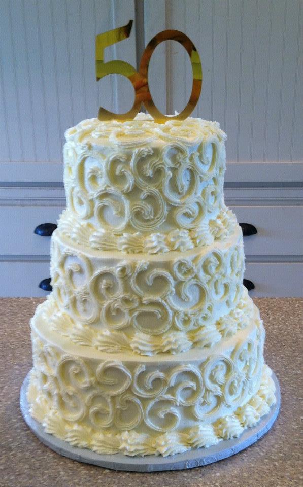 Cake 50